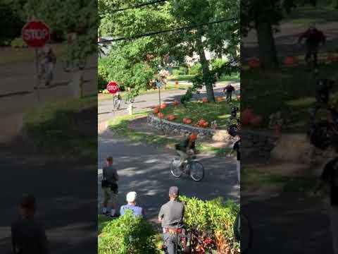 Adam Sandler S Hubie Halloween Stunt Scene Youtube
