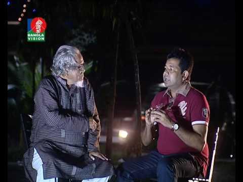 RAAT BIRATE   Monir Khan   Presentation by Asad Chowdhury   BanglaVision TV