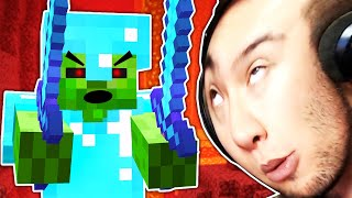 MINECRAFT PERO ES IMPOSIBLE! 🔥😂