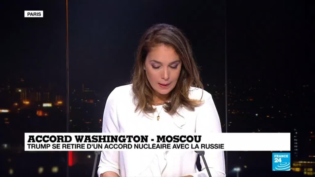 Carte Accord Retrait.Accord Washington Moscou Ce Retrait Americain Donne Une Carte