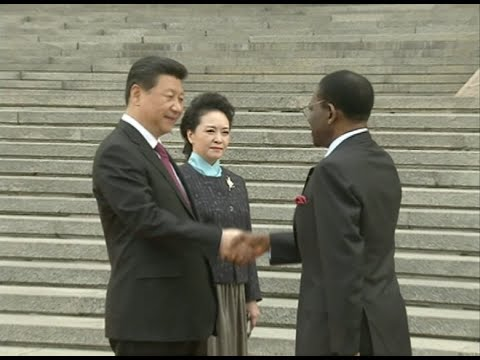 China, Equatorial Guinea Upgrade Relationship to Comprehensive Cooperative Partnership