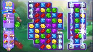 Wonka's World of Candy Level 80 - NO BOOSTERS + FULL STORY ???? | SKILLGAMING ✔️