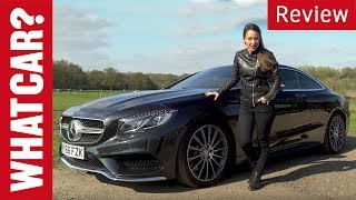 Mercedes S Class Coupé 2017 review – Is this the ultimate grand tourer? | What Car?