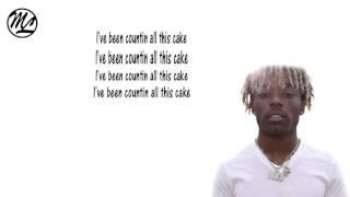 Lil Uzi Vert - Cake (Lyrics)