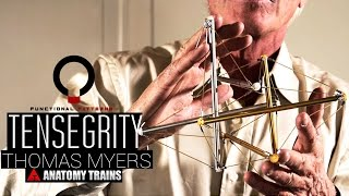 Thomas Myers - Tensegrity Applied to Human Biomechanics