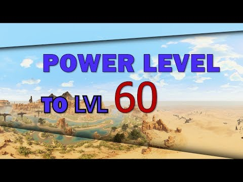 Conan Exiles - Power level to 60 in 30 minutes