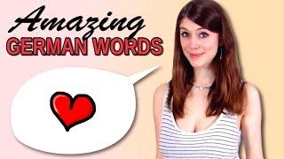 10 Truly AMAZING GERMAN WORDS