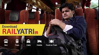 Download RailYatri, one App for all your travel needs!