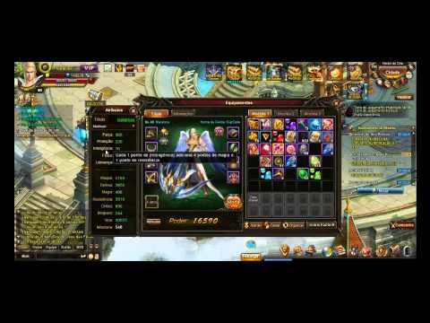 Tutorial Legend Online Montarias