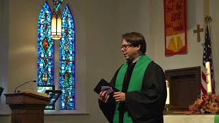 Sunday Worship Service - October 18th, 2020