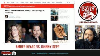 Dating Asawa ni Johnny Depp, Umaming Sinasaktan Niya ang Aktor | Komiksman Daily
