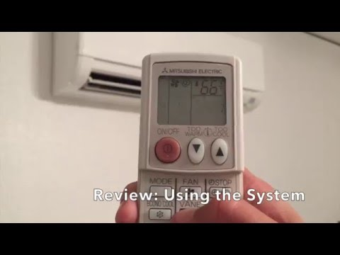 Installation Overview & Review of Mitsubishi M-Series - 36k btu 3 zone - Ductless Heat Pump