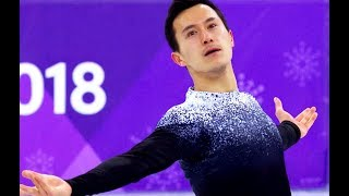 Patrick Chan's Short Program in Men's Figure Skating | Pyeongchang 2018