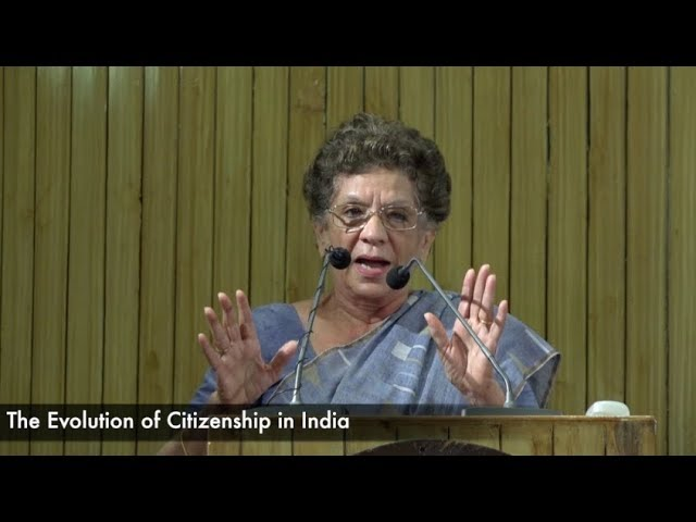 Evolution of Citizenship in India | People's Tribunal on #NRC Processes