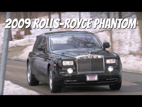 Rolls-Royce Phantom--Video Test Drive with Chris Moran