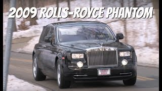 Rolls-Royce Phantom **SOLD** - Video Test Drive with Chris Moran - Supercar Network