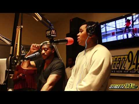 "STREETZ 94.5 EXCLUSIVE: KEVIN GATES: ""I LOVE to EAT BOOTY"" #HOLIDAYSEASONLIVE"