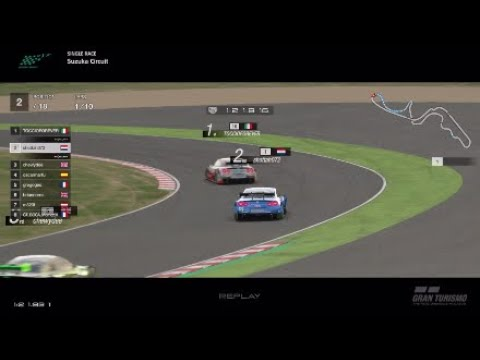 GTS Weekly Race C Highlights
