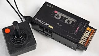 Atari 2600 FPGA Clone made to look like 80s Sony Walkman!