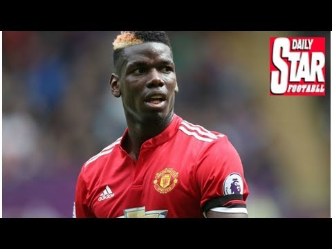 Manchester United watch world class midfielder in action amid Paul Pogba Real Madrid transfer rumou