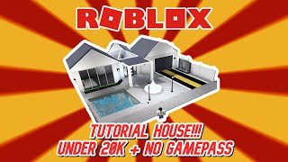 Roblox | Bloxburg: 20k No Gamepass | House Build