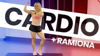 Trening CARDIO + RAMIONA | Codziennie Fit