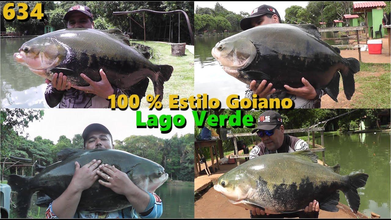 100% estilo goiano na Disneylândia da Cevadeira - Programa Fishingtur na TV 634 no Lago Verde