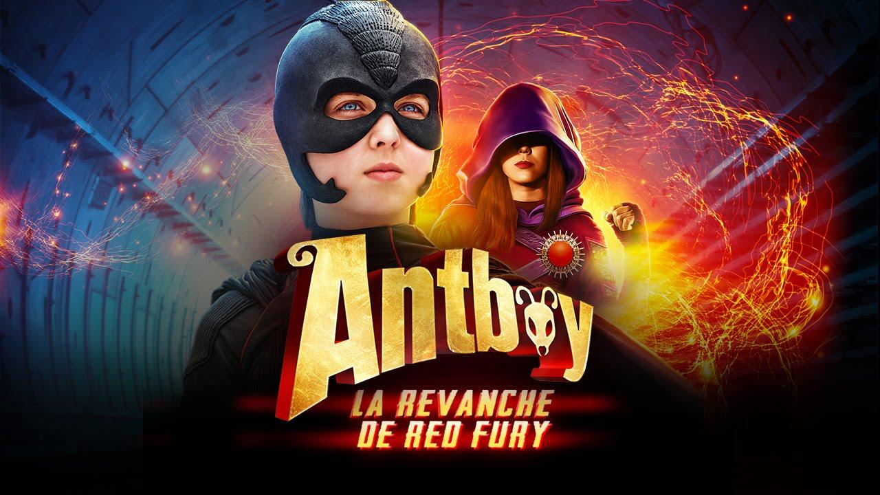 Antboy – La revanche de Red Fury Bande Annonce Officielle HD