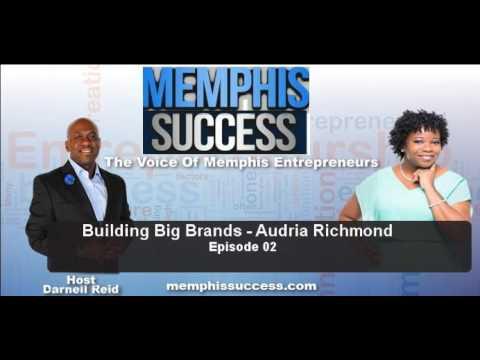 Memphis Success 02: Building Big Brands