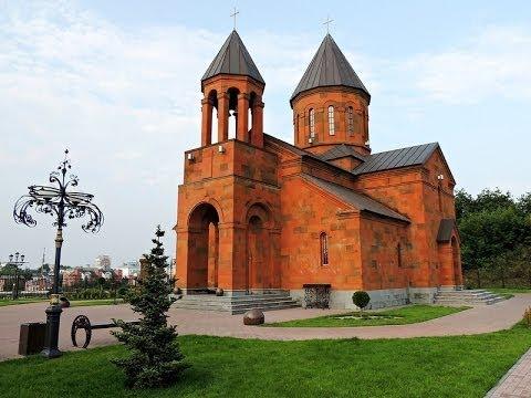 В Нижнем Новгороде освящена армянская церковь