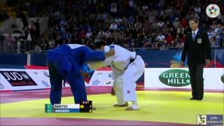 Judo 2013 Grand Prix Almaty: Smetov (KAZ) - Imashev (KAZ) [-60kg] final