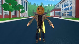 HOW TO BE A SCARECROW IN ROBLOXIAN HIGHSCHOOL!! ▷ Subscribe Today :...