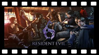 Resident Evil 6 FILM Completo Campagna Chris + Jake e Sherry 1080p In Italiano