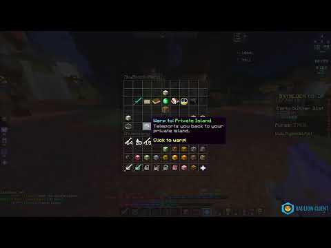 I GOT DIGESTED MOSQUITO - Hypixel Skyblock