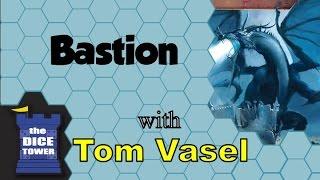 Video Bastion Review - with Tom Vasel download MP3, 3GP, MP4, WEBM, AVI, FLV Juni 2018