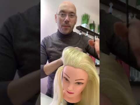 Как сделать окрашивание корней волос в домашних условиях?