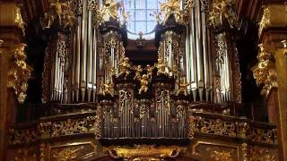 "J.S. Bach - Fugue G-minor ""Little"", BWV 578 (Helmut Walcha)"