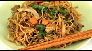 How To Make Yakisoba