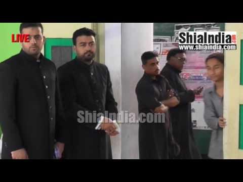 13 Jamdi-Ul-Awwal Majlis (03) From Aza Khana-e-Zehra 1438-2017
