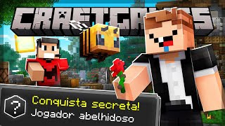 Conquista SECRETA das Abelhas 1.15 - Craft Games 212