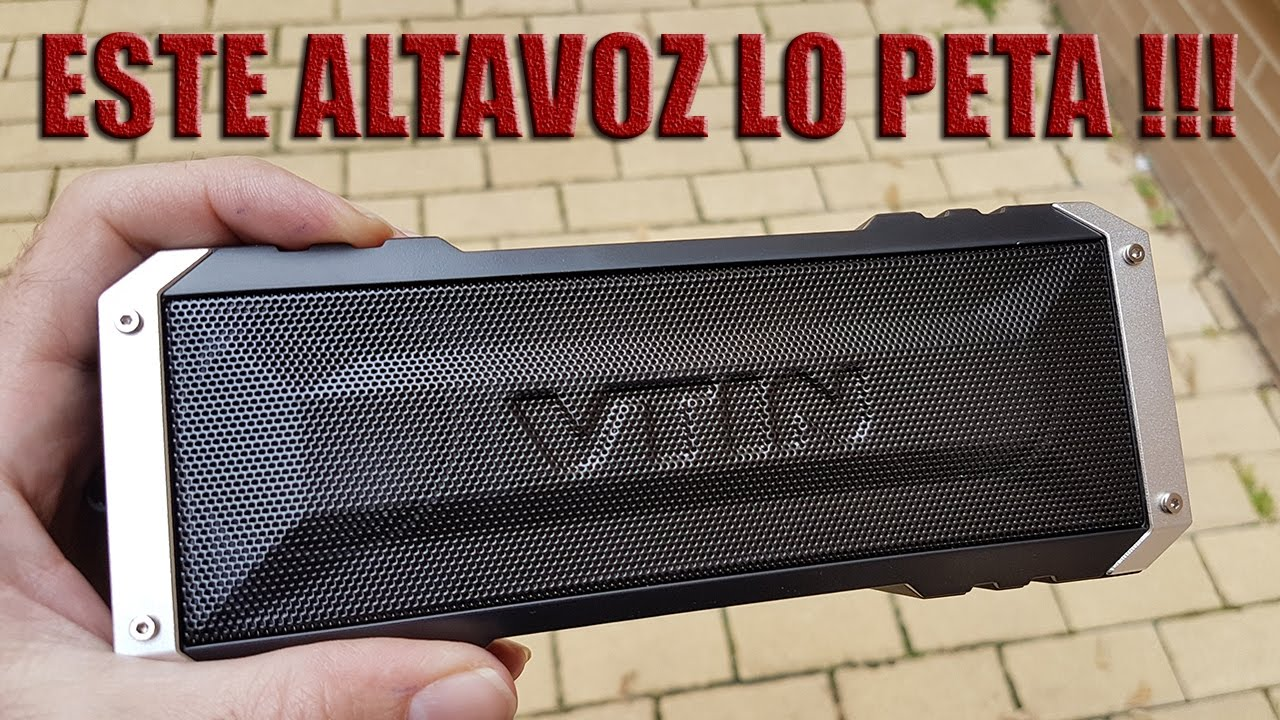 vtin punker bluetooth speaker manual