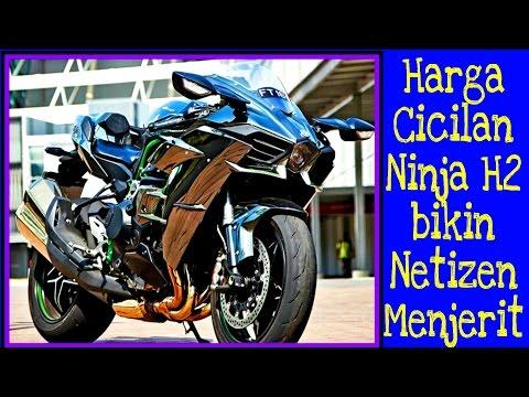 "Dijamin ""LEMES"" vs ""LUNGLAI"" Melihat Cicilan Kredit Motor Ninja H2..."