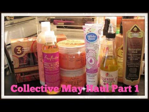 May Collective Haul Part 1: Sally's Beauty, Morphe, Walgreens and Dollar Tree