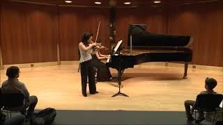 Beethoven Violin Sonata No.3 in E-flat major, Op.12 No.3 - III. Rondo: Allegro molto