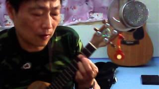 (老江)烏克麗麗彈唱練習日記~我不會喜歡你(陳柏霖)COVER