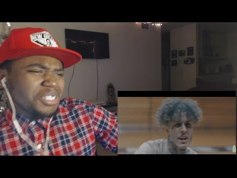 Lil Skies - Nowadays ft. Landon Cube (Dir. by @_ColeBennett_)-REACTION