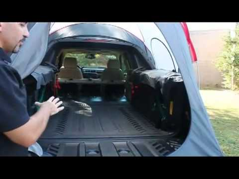 Campright Avalanche Truck Tent Features Video Wmv Youtube