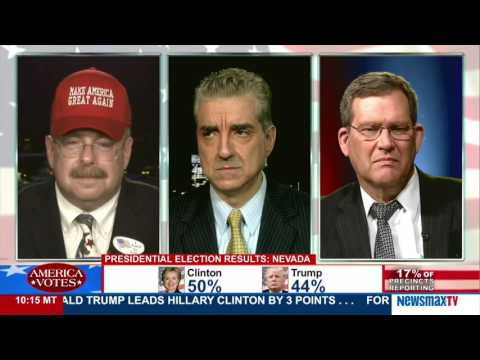 America Votes | Michael P. Flanagan, Steve Malzberg and Bill Tucker on a Trump administration