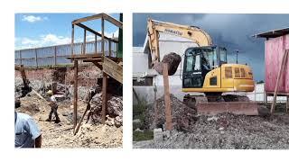 Bidese Construtora - Acompanhe a Obra | FEVEREIRO 2019