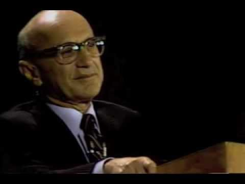 Milton Friedman - The Real World Effects Of Unions
